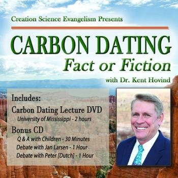 Carbon Dating - Creation Science Evangelism