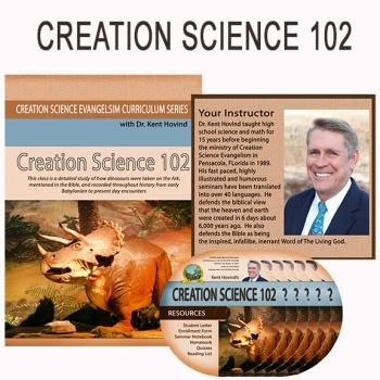 Creation Science Curriculum 102 - Creation Science Evangelism