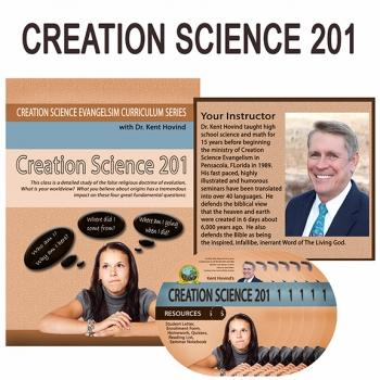 Creation Science Curriculum 201 - Creation Science Evangelism