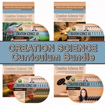 Creation Science Curriculum (101, 102, 104 & 201) - Creation Science Evangelism