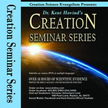 Dr. Hovind's Award Winning Creation Seminar Series - Creation Science Evangelism
