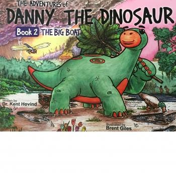 Children's Library Danny the Dinosaur Book 2 The Big Boat - Creation Science Evangelism