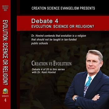 Evolution: Science Or Religion? - Creation Science Evangelism