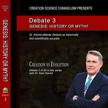 Debate Genesis: History Or Myth? - Creation Science Evangelism