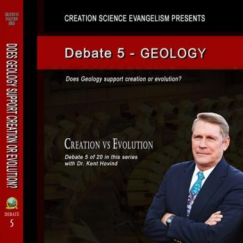Debate Does Geology Support Creation Or Evolution? - Creation Science Evangelism