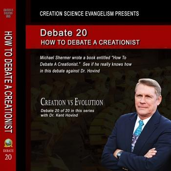Debate How To Debate A Creationist - Creation Science Evangelism