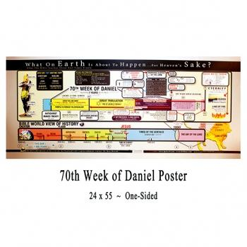 70th Week Of Daniel Timeline (WOE) - Creation Science Evangelism