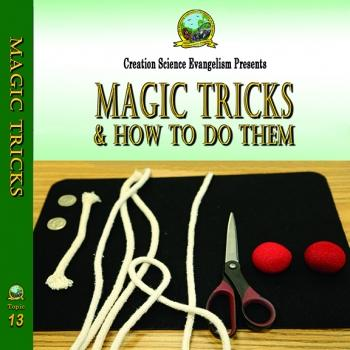 Special Messages Magic Tricks & How To Do Them - Creation Science Evangelism