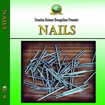 Special Messages Nails - Creation Science Evangelism