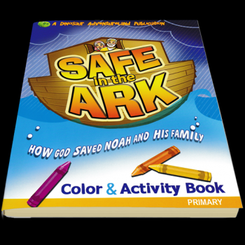 Children's Library Safe In The Ark - Creation Science Evangelism