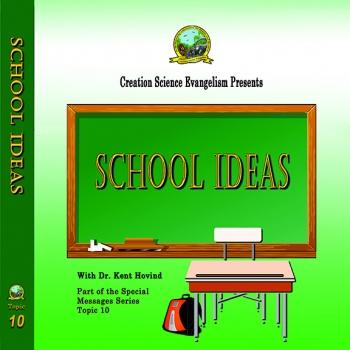 Special Messages School Ideas  - Creation Science Evangelism
