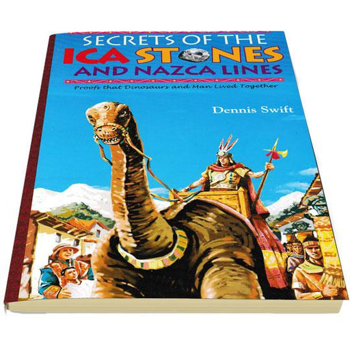 Secrets Of The Ica Stones & Nazca Lines: Proofs Dinosaurs & Man Lived Together - Creation Science Evangelism