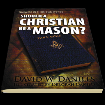 World Religion Library Should A Christian Be A Mason? - Creation Science Evangelism