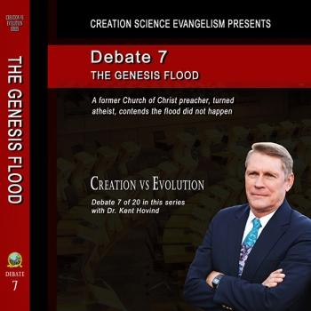 Debate The Genesis Flood - Creation Science Evangelism