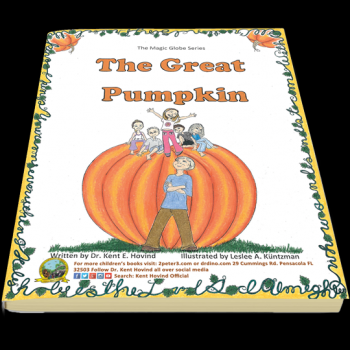 Children's Library The Great Pumpkin - Creation Science Evangelism