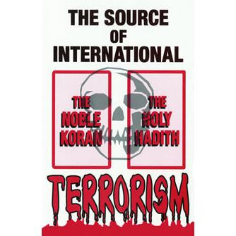 The Source Of International Terrorism - Creation Science Evangelism