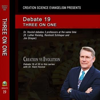 Debate Three On One - Creation Science Evangelism
