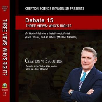 Debate Three Views: Who's Right? - Creation Science Evangelism
