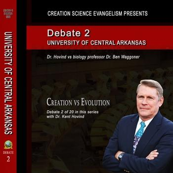 Debate University Of Central Arkansas - Creation Science Evangelism