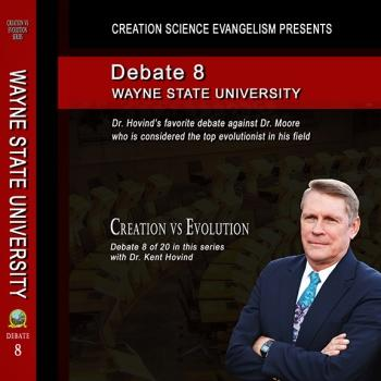 Debate Wayne State University - Creation Science Evangelism