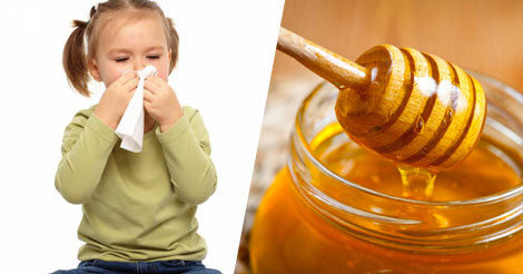 Doctors say honey is the best medicine for your child's coughs and cold