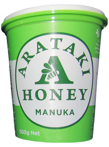 Arataki (NZ) Manuka honey 500gms