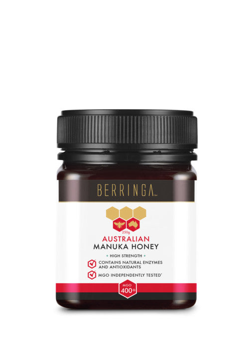 Berringa Super Manuka Honey, MGO 400+