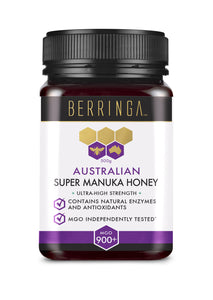 Berringa Super Manuka honey, MGO 900+