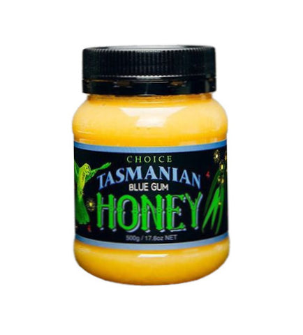 Tasmanian Blue Gum honey 500gms