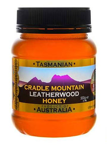 Cradle Mountain leatherwood honey, 500gms