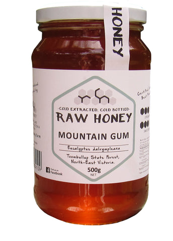 Raw Honey Company Mountain Gum