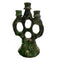 TAMEGROUTE TRIPLE CERAMIC CANDLE HOLDER