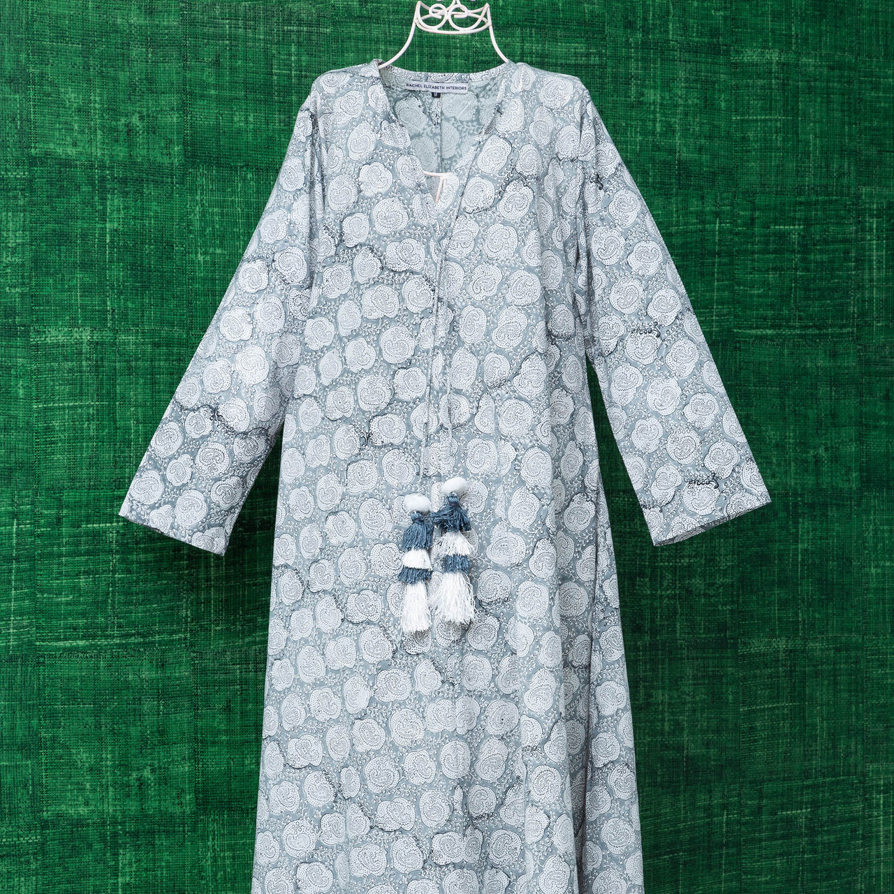 THE JAIPUR KAFTAN COLLECTION - GREYNA