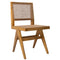 CANE DINING CHAIR - TEAK
