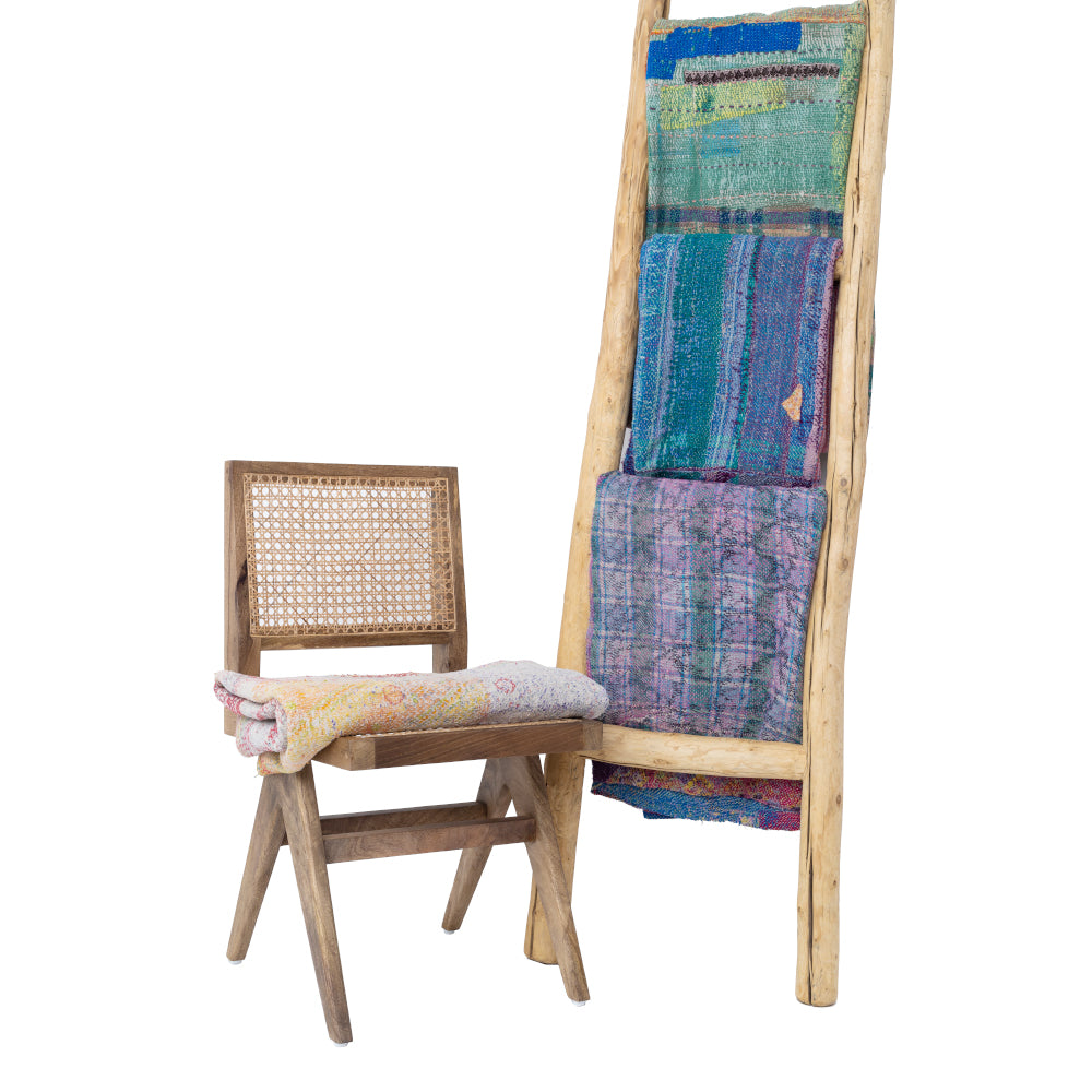 CANE DINING CHAIR - MANGO NATURAL FINISH