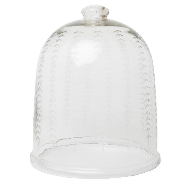 GLASS CLOCHE - MEDIUM