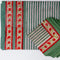 HAND BLOCK PRINTED CHRISTMAS TABLE CLOTH SET