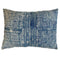 LIGHT INDIGO HEMP CUSHION