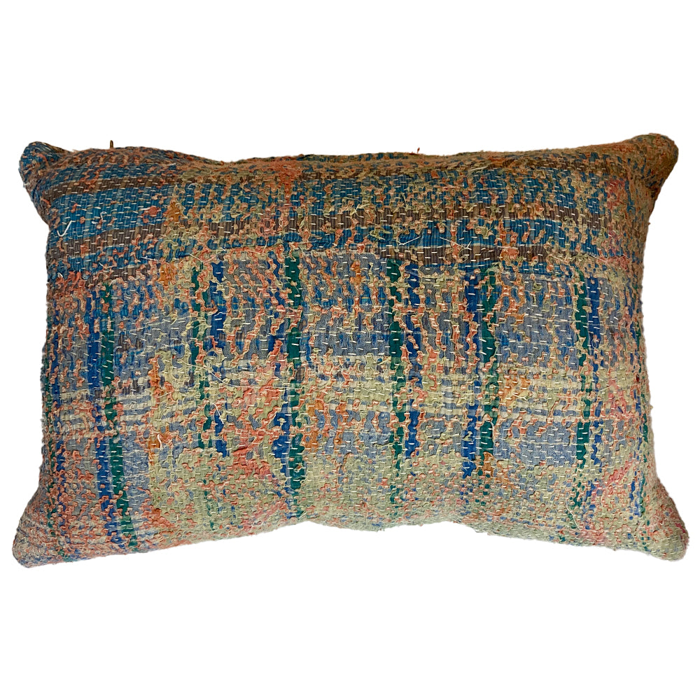 VINTAGE KANTHA CUSHION