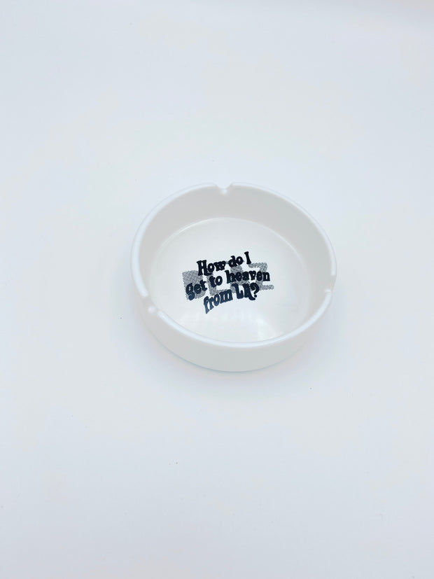 HIPSTER HOTEL HEAVEN Ashtray - LIMITED EDITION