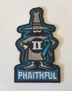 LIMITED EDITION SPOOK PHAITHFUL PATCH