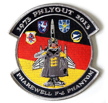 Load image into Gallery viewer, PHAREWELL F-4 PHANTOM 1973 PHLYOUT 2013 GERMAN AIR FORCE