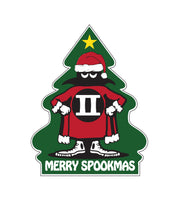 Load image into Gallery viewer, MERRY SPOOK MAS EMBROIDERED PATCH