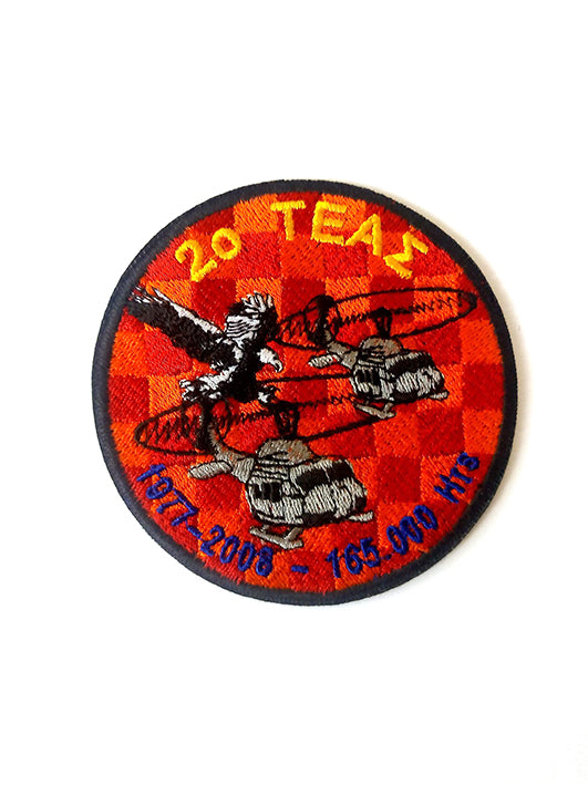 2o TEAS 1977-2008, 166.000 Hrs HELLENIC ARMY AVIATION