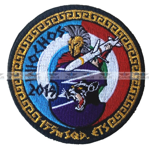ITALIAN AIR FORCE ΙΝΙΟCHOS 2019 155 SQ PILOT PATCH