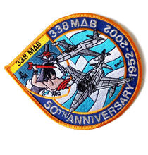 Load image into Gallery viewer, HAF 338 (sqn) ΜΔΒ 50th ANNIVERSARY 1952-2002