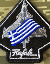 Load image into Gallery viewer, RAFALE PATCH GREEK FLAG