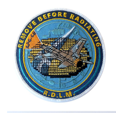 F-16 APG-68 REMOVE BEFORE RADIATING HELLENIC AIR FORCE