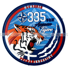 Load image into Gallery viewer, 335SQN AEGEAN TIGERS NTM 2018 POZNAN pvc patch