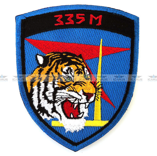 335M AEGEAN TIGERS F-16 PATCH